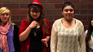 """Wings"" (Little Mix cover)- Musicality Vocal Ensemble"