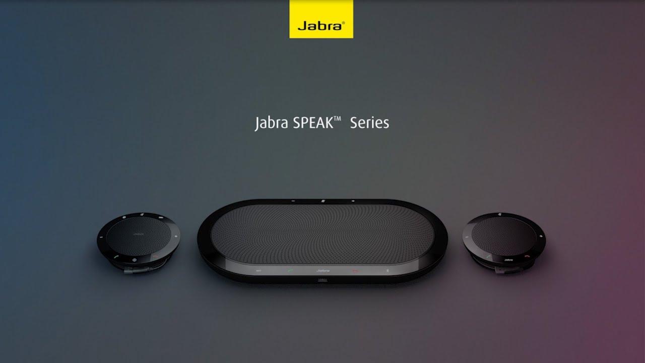 Jabra SPEAK 810 - Speakerphone for large rooms