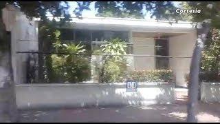 Policia de Nicaragua allana oficinas de Red Local