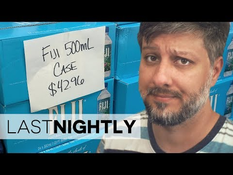 Hurricane Harvey Price Gouging (LAST NIGHTLY №71)