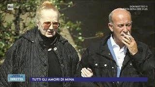 Mina e il marito in crisi? Tutti gli amori di Mina - La Vita in Diretta 22/03/2018