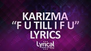 Karizma - f u till i f u (feat. Cass) Lyrics