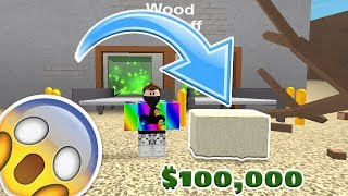 How to get palm wood the best way lumber tycoon 2 roblox videos
