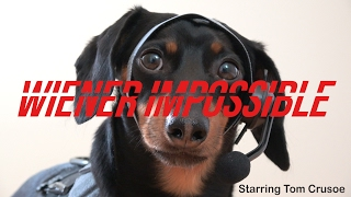 "Tom Crusoe in ""Wiener Impossible!"""