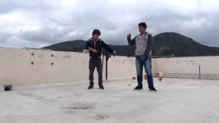 L.S.S - Samuel Segundo - baile - terraza - Monster (meg & día) - 2016