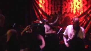King Parrot-shit on the liver w/ Karina-(High Tension) Newtown Sydney 23/05/15