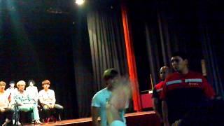 FM U Kiss - Eli sexy dance