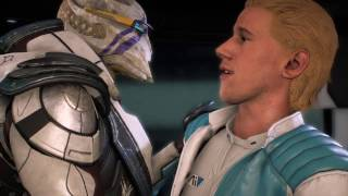 Mass Effect™  Andromeda - Erstes Date mit Vetra (feat. lecker Fleisch)