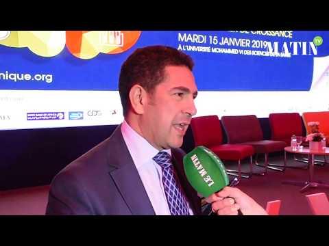"""Video : Saïd Amzazi : """"La R&D est le véritable levier de l'enseignement supérieur"""""""