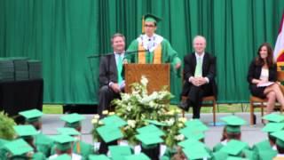 My Graduation Introduction (For Nicholas Brandes)