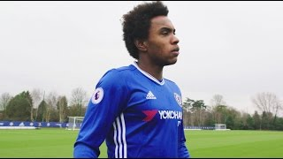 Push The Limit: SPEED with Willian