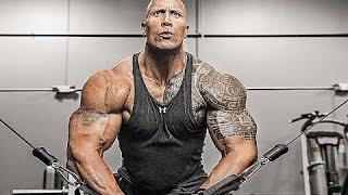 Bodybuilding Motivation Dwayne The Rock Johnson   Training 2016