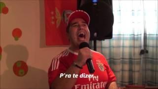 Eu grito por ti Benfica (Eu sou aquele) Júlio Panão (Anjos)