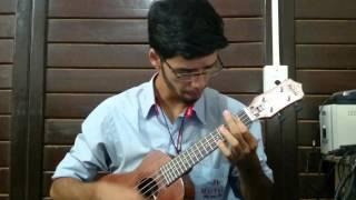 Ursinho de dormir-Armandinho(Emerson-ukulele cover)