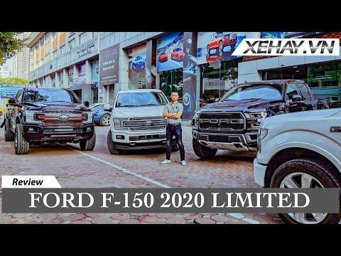 Chi tiết bán tải 4,2 tỷ Ford F 150 Limited 2020  XEHAY.VN 