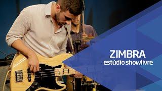 """""""Amanhã"""" - Zimbra no Estúdio Showlivre 2015"""
