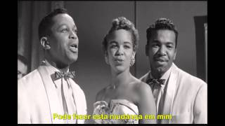 THE PLATTERS -   ONLY YOU-1955-LEGENDADO