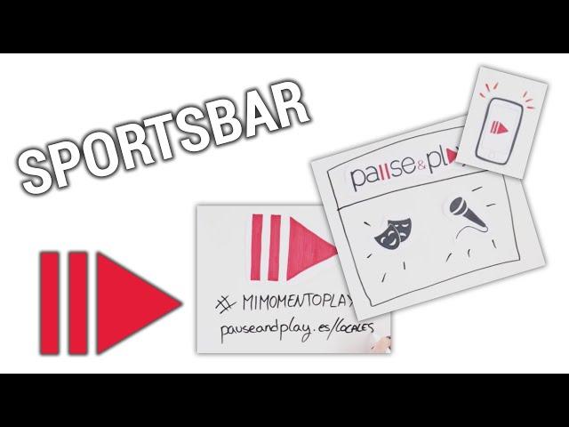 Te contamos cómo funciona nuestra zona sportsbar