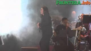Ana Gabriel canta en familia