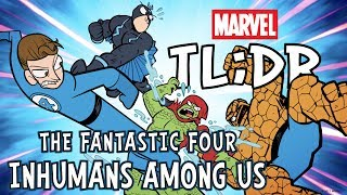 The Inhumans Among Us, in 3 Minutes - Marvel TL;DR