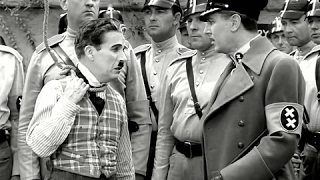 Charlie chaplin's fight with police - most funny video