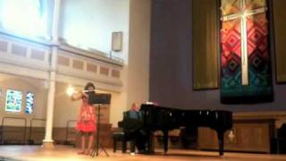 Larghetto and Gavotte, Sonata in Cmajor (Handel), Sanju Vijayan (Flute)