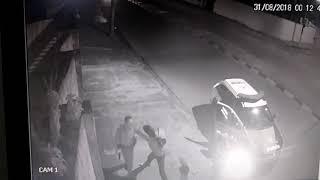 Dois homens são presos por roubo de celular após arrastão em Juquiá