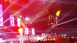 Regalame una noche Arcángel Luna Park 2016