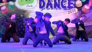160313 Kratanhan cover History - Might Just Die @The Paseo K-POPS Cover Dance 2016 (Audition)