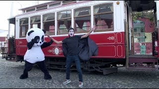 Panda Flash - Festa de Halloween 2017