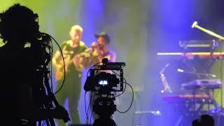 Claudio Capéo à Luxey Musicalarue 2017