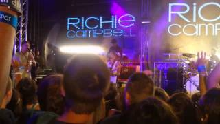Richie campbel & 911 band - What a day