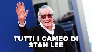 STAN LEE - tutti i CAMEO nei film MARVEL