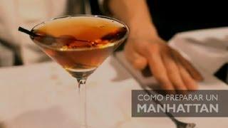 Como Preparar un Manhattan : Los Cocteles Mas Populares