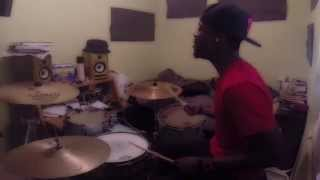 Lecrae - Give In (ft. Crystal Nicole) - {Drum Cover by Phillip Baggins}
