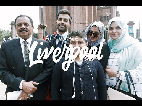 LIVERPOOL VLOG | ماتوقعت ليفربول هالقد جميلة ومريحة