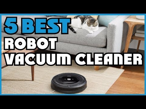 Download thumbnail for ✅ Top 5: Best Robot Vacuum Cleaner