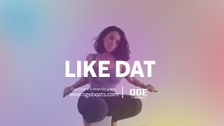 Afrobeats Instrumental 2018 | Dancehall Type Beat | Like Dat