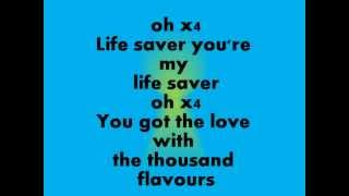 Official Candy Store Faber Drive Feat. Ish (lyrics)