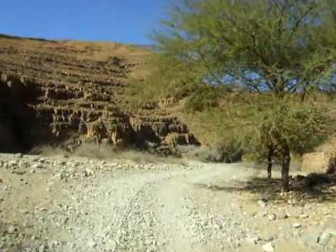 Piste nach Timzourine Teil1 Marokko Antiatlas