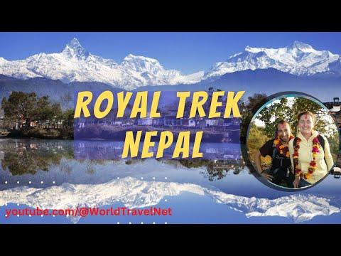 Royal Trek in Nepal