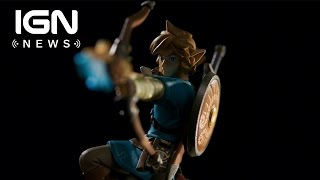 Zelda: Breath of the Wild Amiibo Revealed, Wolf Link Support Explained - IGN News