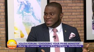 Choosing Your Prime Minister  | Sunrise: Youth Forum  | CVMTV