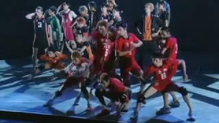 Karasuno, Revival!! Stageplay Opening Part