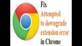 """Fix """"attempted to downgrade extension idm"""""""