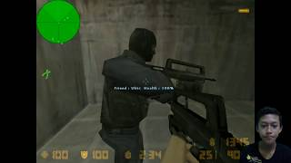 Main counter strike point blank terbaru nge kill banyak+test GREEN SCREEN