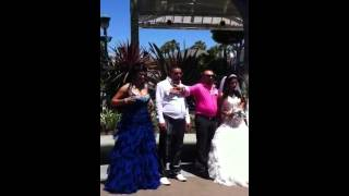 nunta in america