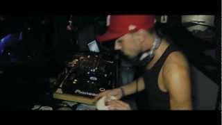 DJ Capucho live Havana Club