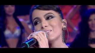 Anitta - 'Noites traiçoeiras' HD - Faustão