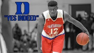 """Zion Williamson // """"Yes Indeed"""""""